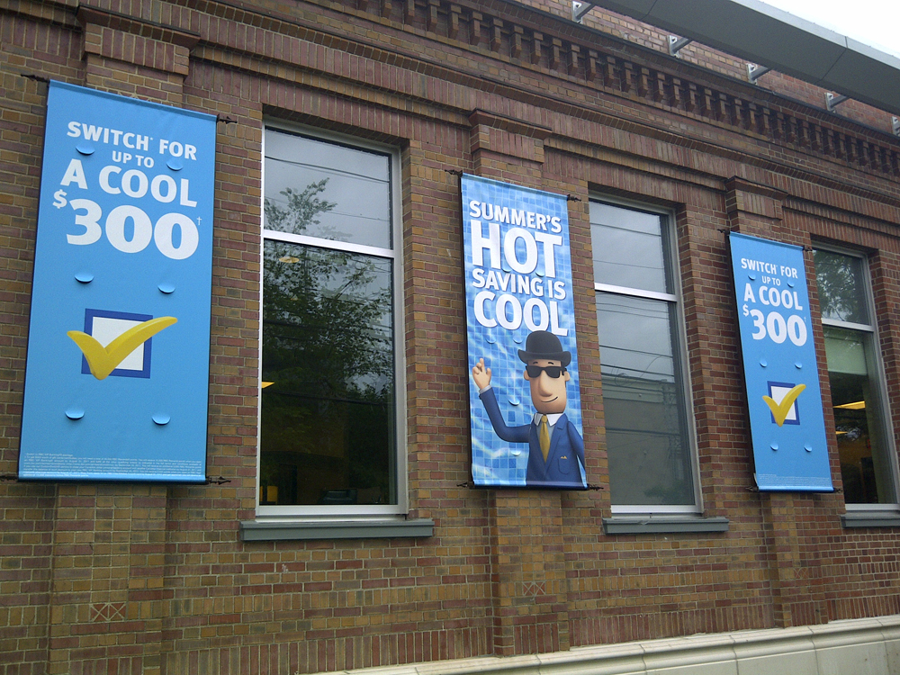 Banners in Halifax NS photo1