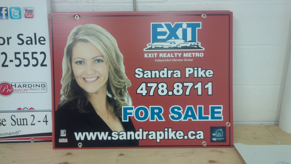 Real Estate Signs in Halifax NS photo1