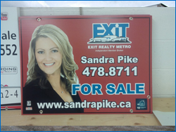 Real Estate Signs in Halifax NS photo2
