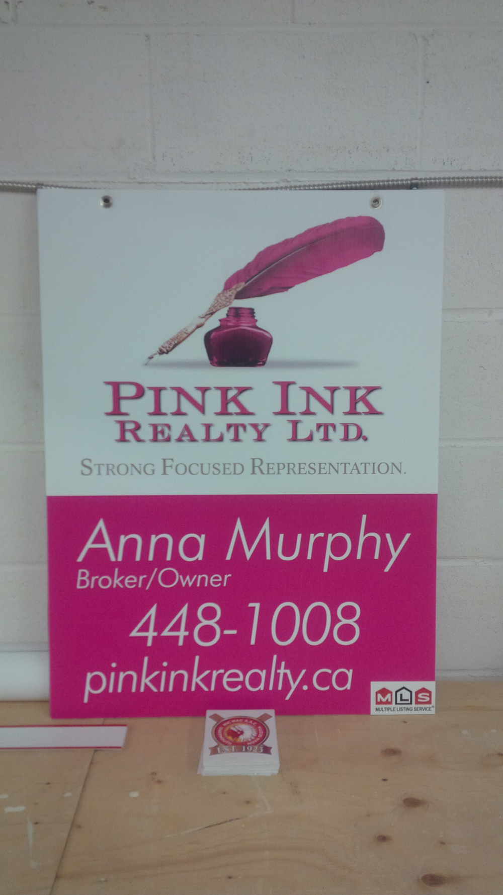 Real Estate Signs in Halifax NS photo3