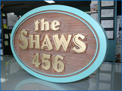 Carved Wooden Signs in Halifax NS photo4